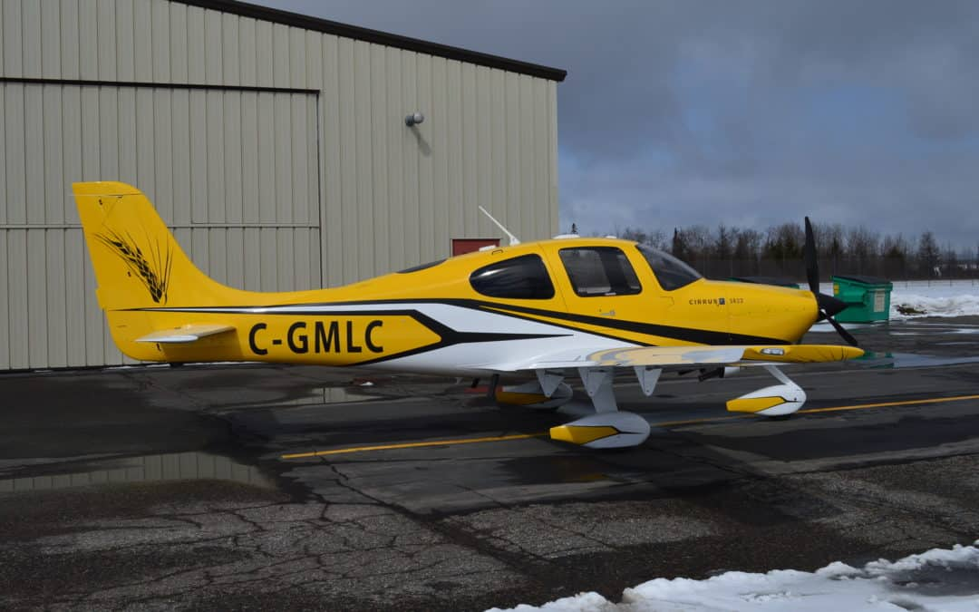 Total customization of a 2003 SR22