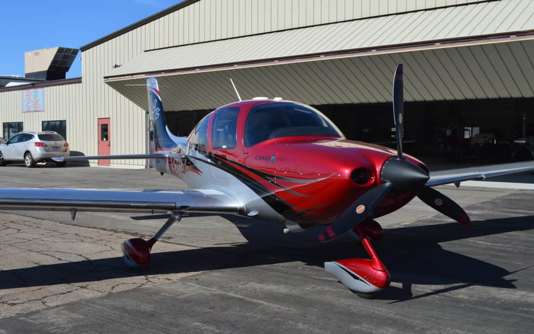 Full refurb on 2004 SR22