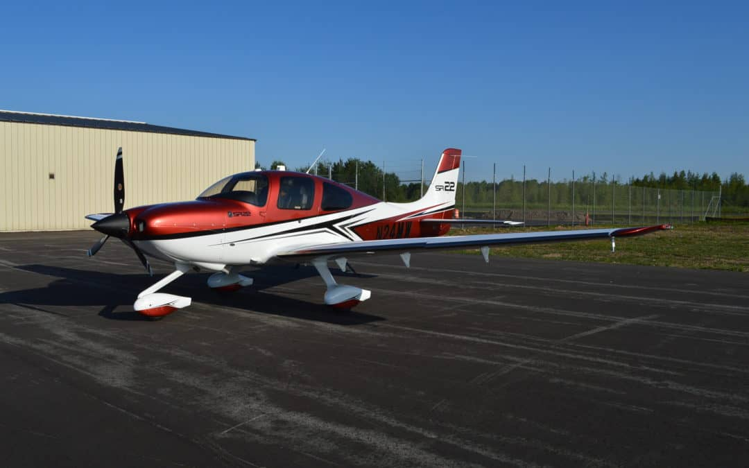2011 SR22 for sale SOLD!