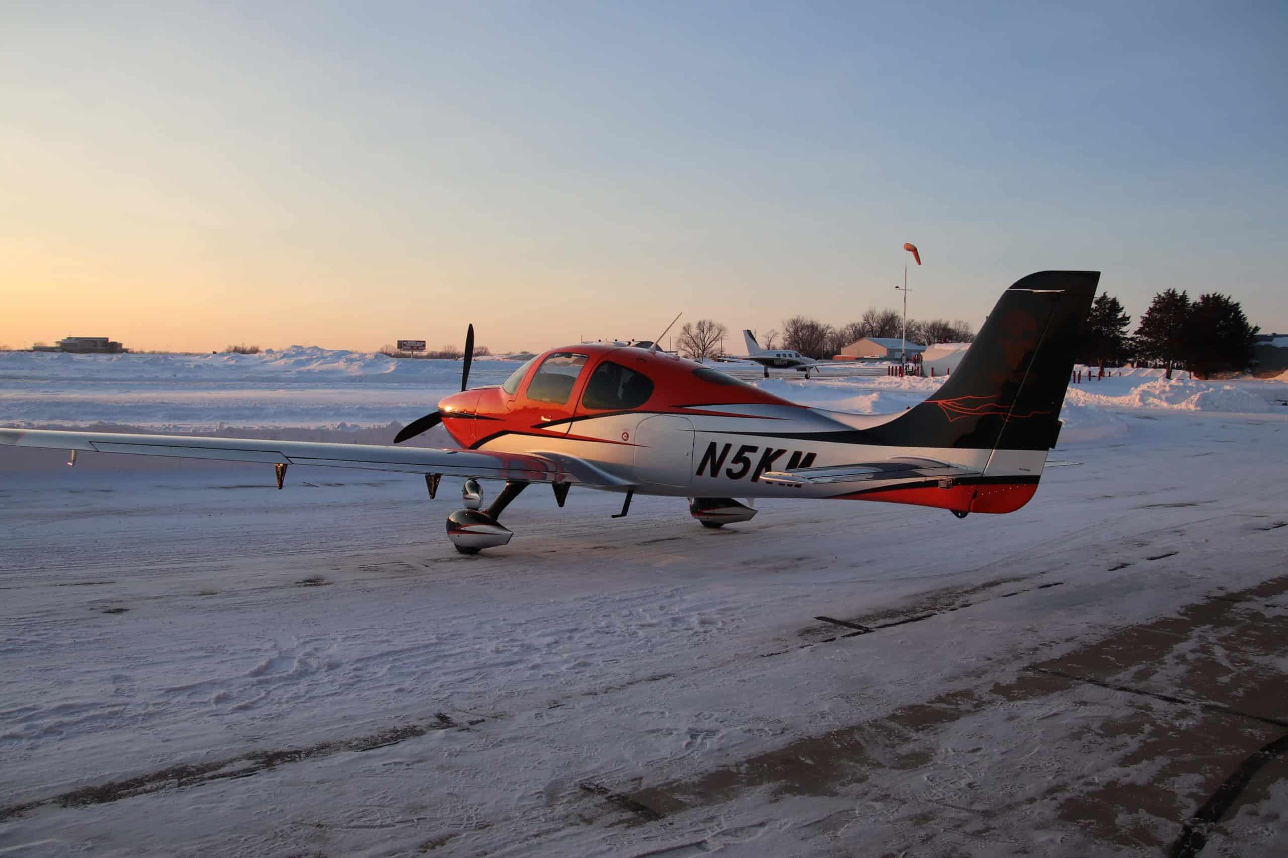 Aircraft Exterior refinishing