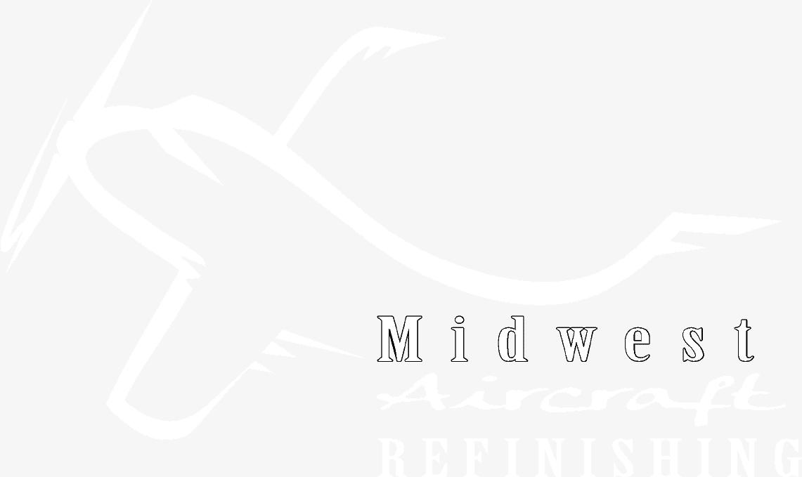 Midwest Aircraft Refinishing Logo White@x