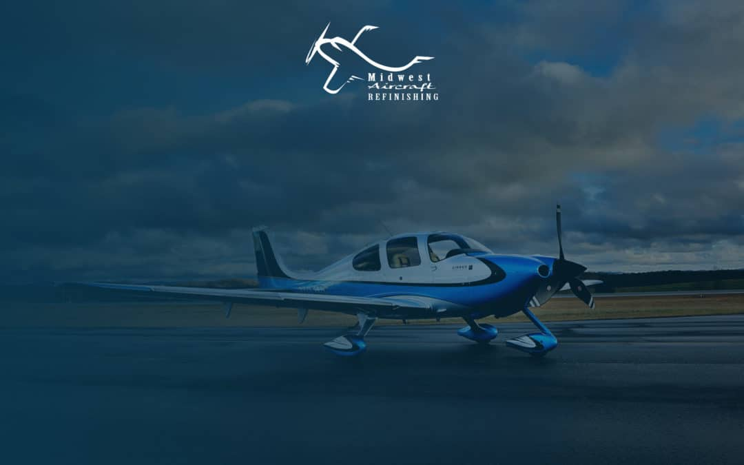 2003 Cirrus SR22 Total Restoration Project