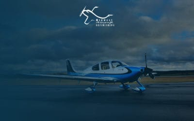 New Paint on this 2001 Piper Meridian Turboprop